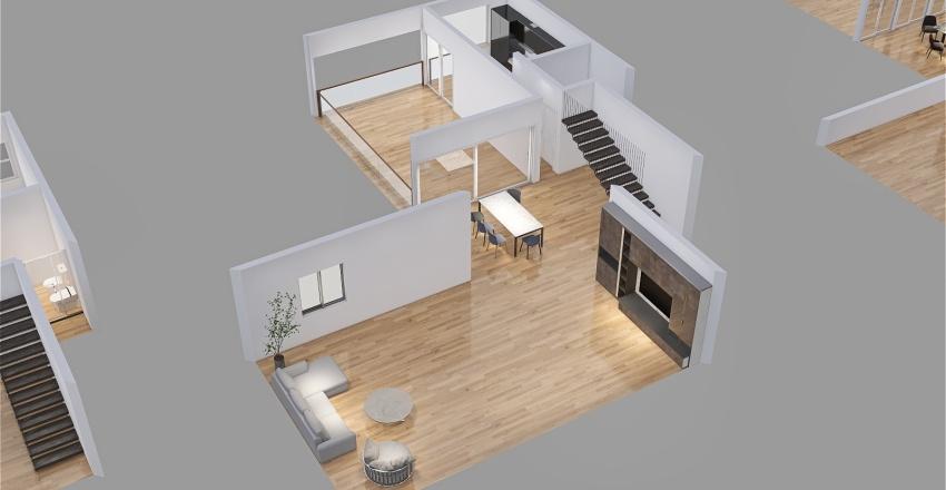 Copy of Modelo 2 Interior Design Render