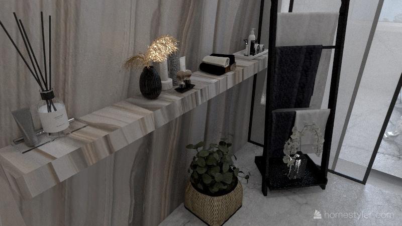 PRESIDENTIAL SUITE Interior Design Render
