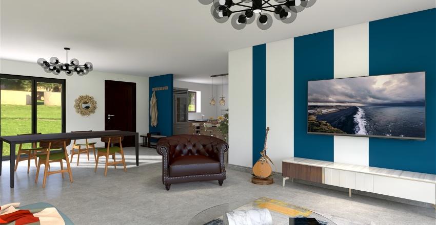 v2_PLAIN PIED Interior Design Render