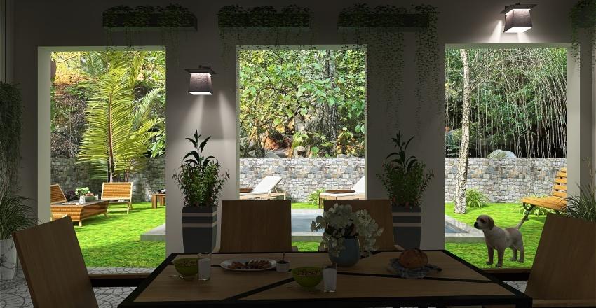 v2_new house Interior Design Render
