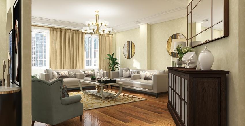 house-06 Interior Design Render