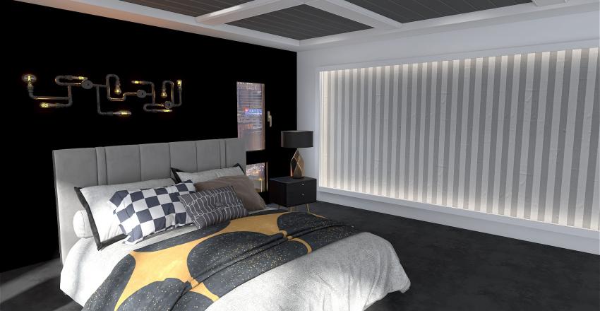 ESSAI MODERNE Interior Design Render