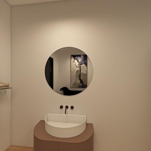 dormitorio U.A Interior Design Render