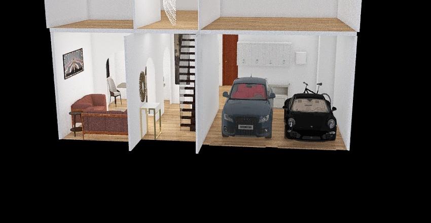 Final Home (Packard) Interior Design Render