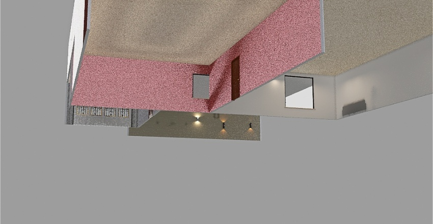 Pantahouse Interior Design Render