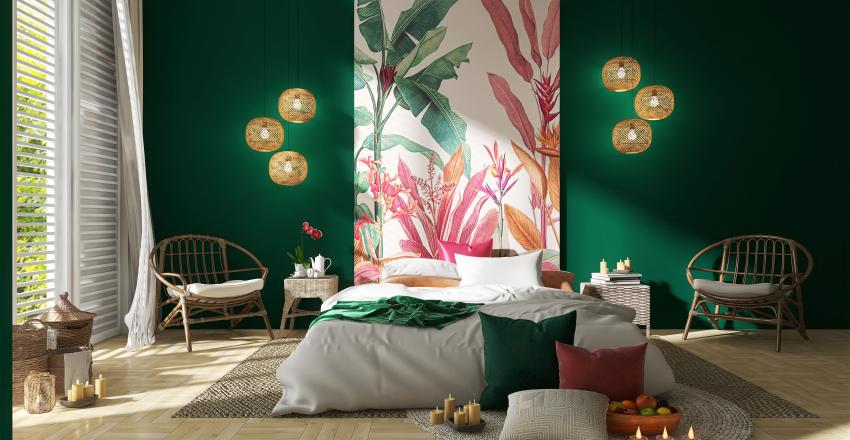 JUNGLE DREAMS Interior Design Render