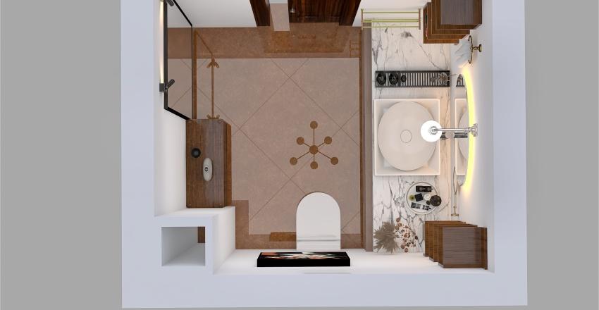 BATHROOM BEAUTY CENTER Interior Design Render