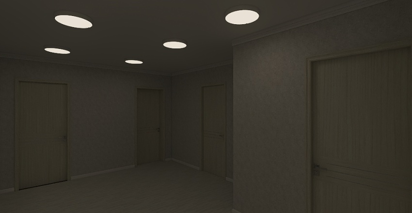 квартира мечты Interior Design Render