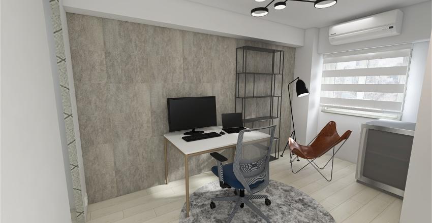 My New Apartment Interior Design Render