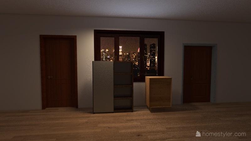 KKKK Interior Design Render