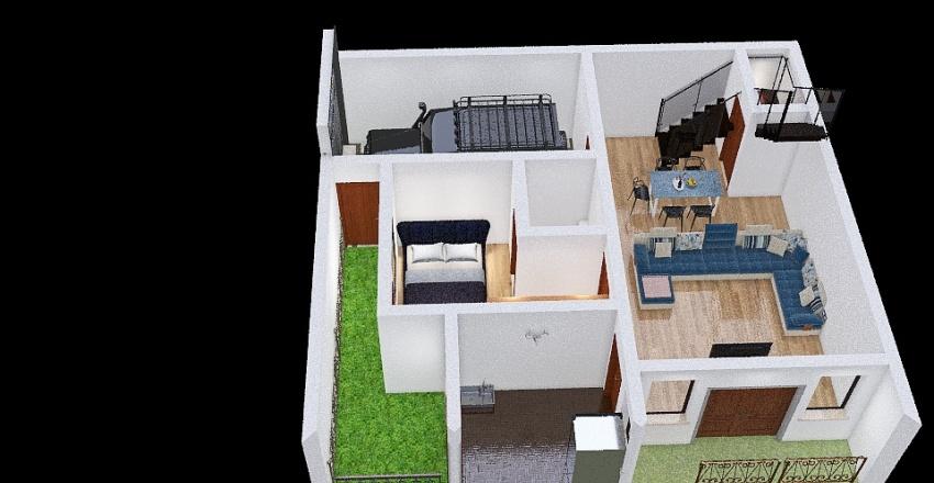 Caplin30cmBunda Interior Design Render