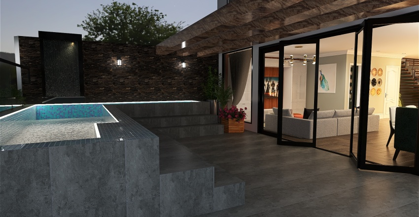 New Jersey Interior Design Render