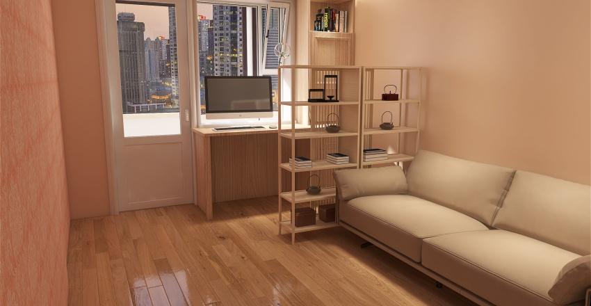 Лобанка Interior Design Render