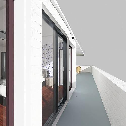 Casa Interior Design Render