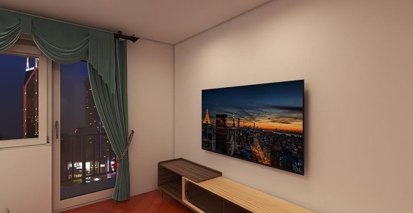 Dulcinea - Apartment Interior Design Render