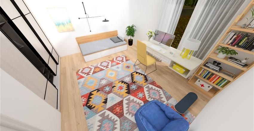 Спальня - Ваня Interior Design Render