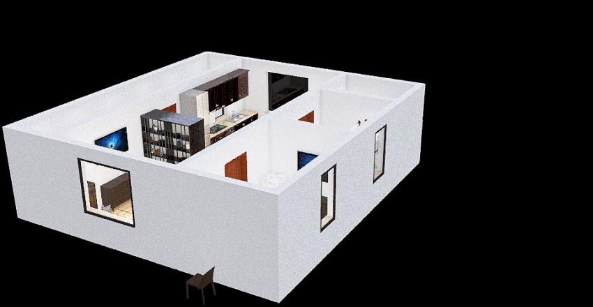 House 2_v.4_Final Interior Design Render