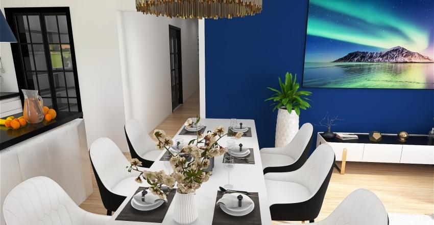 Zx135 Interior Design Render