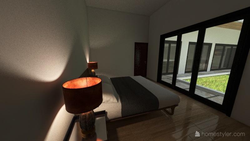 NUEVO DISEÑO CASA 8 Interior Design Render