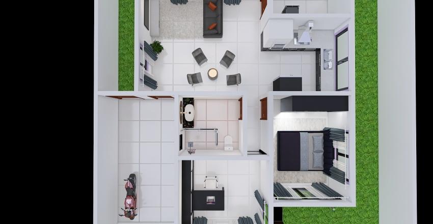 Estudio 3 Interior Design Render