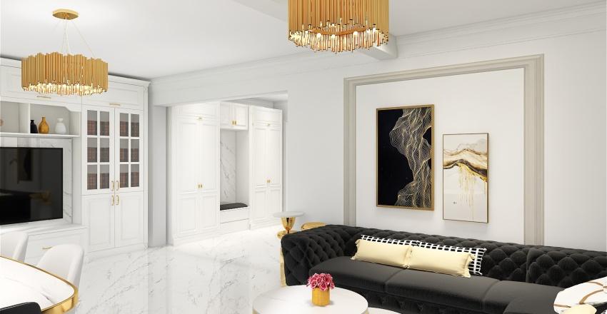 ESQ Village Interior Design Render