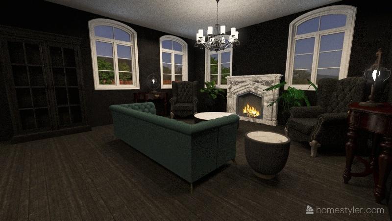vict Interior Design Render