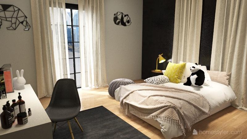 chaima Interior Design Render