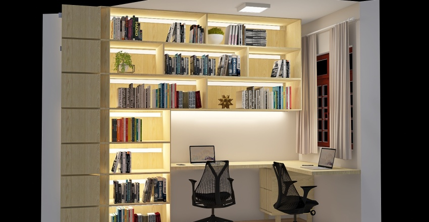 Linete Li + 17H + 05.08.21 Interior Design Render