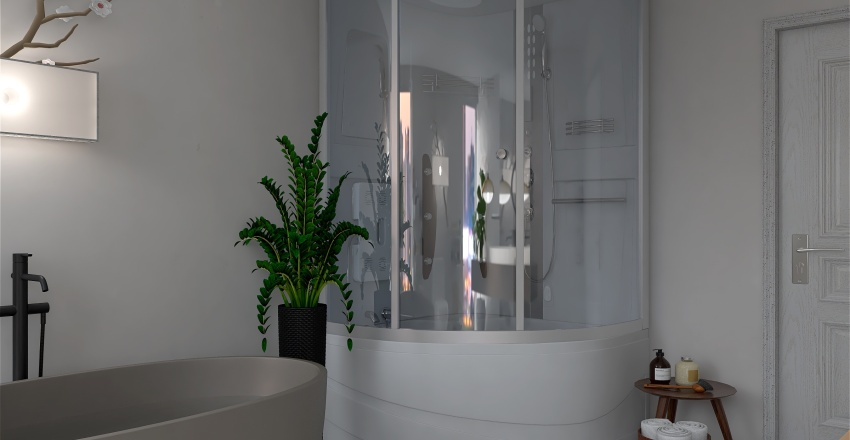 House_copy Interior Design Render