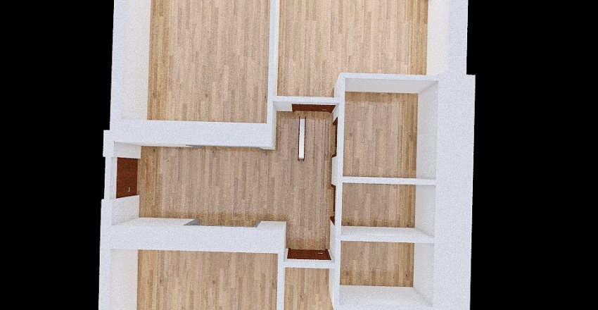 Асет-Динара Interior Design Render