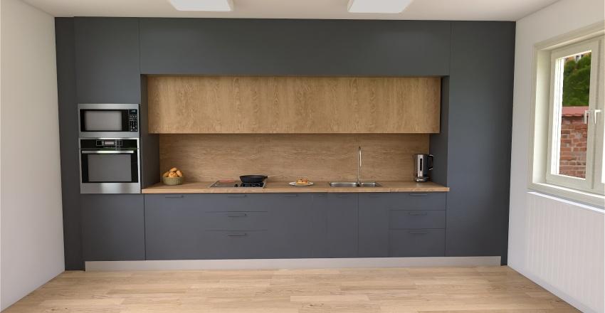 009-1 Interior Design Render