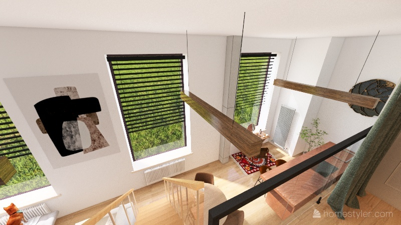 Homecity 11 Interior Design Render
