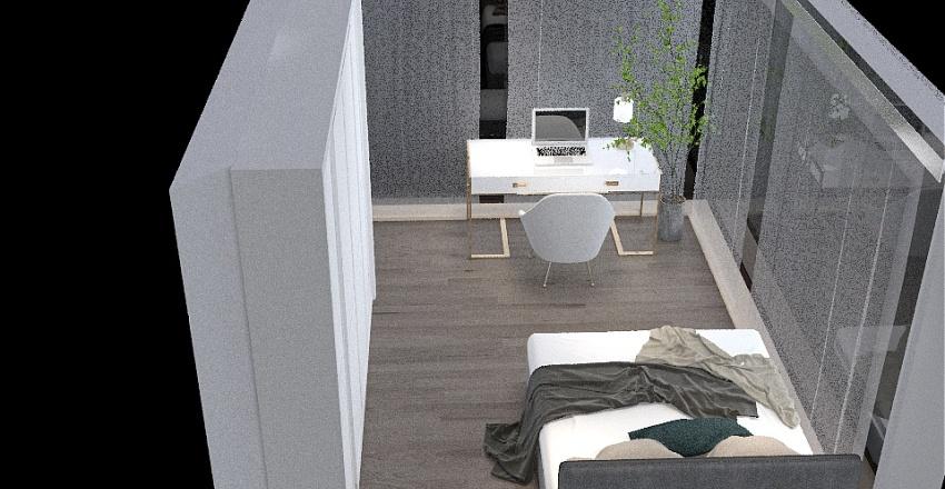 boarding house - 1 Interior Design Render