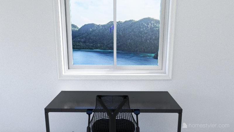 Sophia, Anna & Keagan's Apartment Interior Design Render
