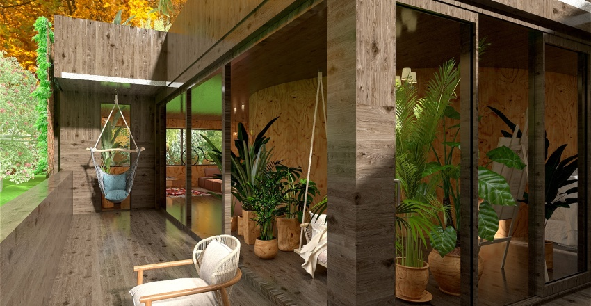 ROTUNDA Interior Design Render