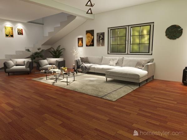 homesweethome Interior Design Render