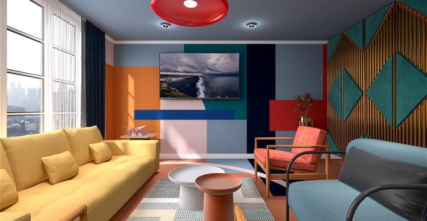 Utopia Interior Design Render