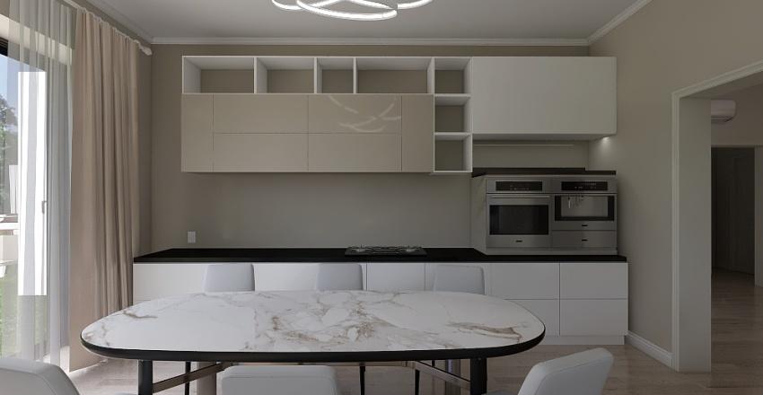 дом Римма 1 Interior Design Render