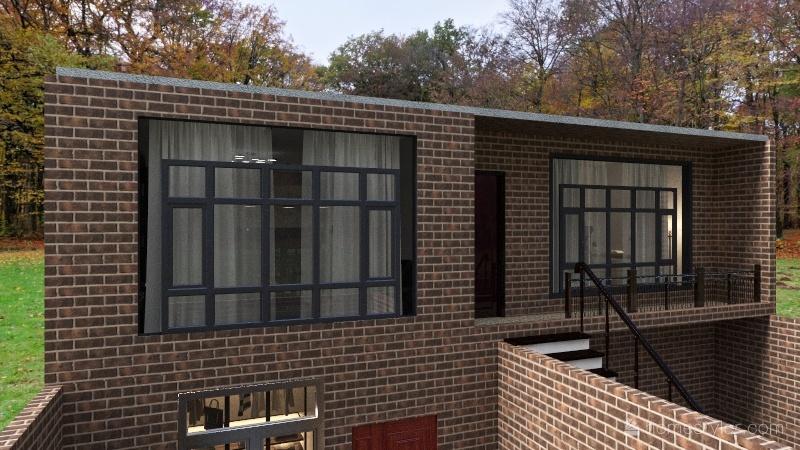 Copy of Copy of Mi casa - Modelo 3 Interior Design Render