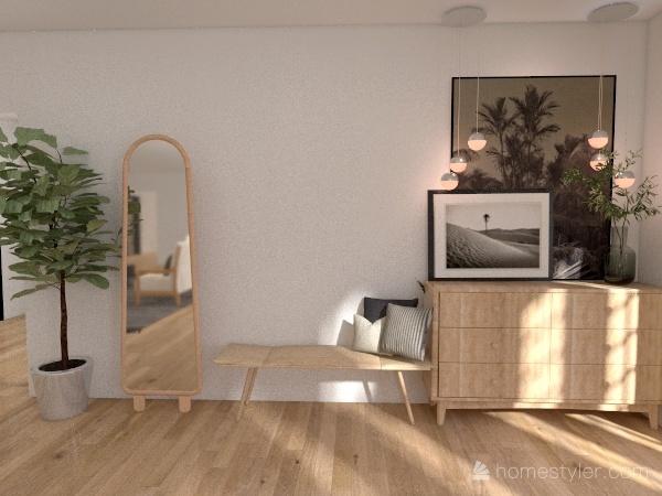 Mansion Interior Design Render