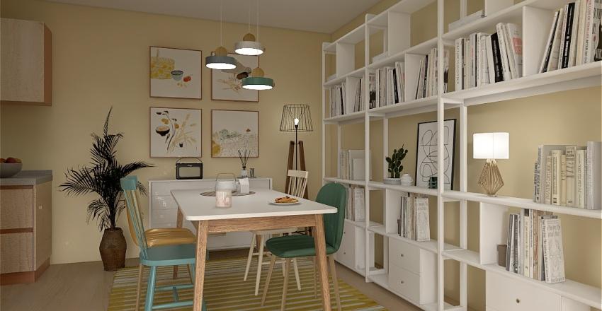 2 i Interior Design Render