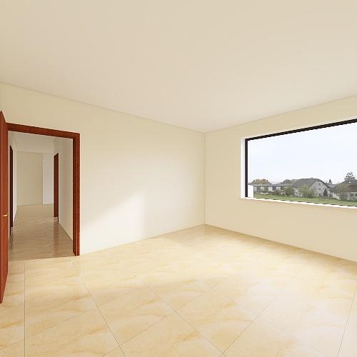 Madinaty B10 G104 140m Model 6 Interior Design Render