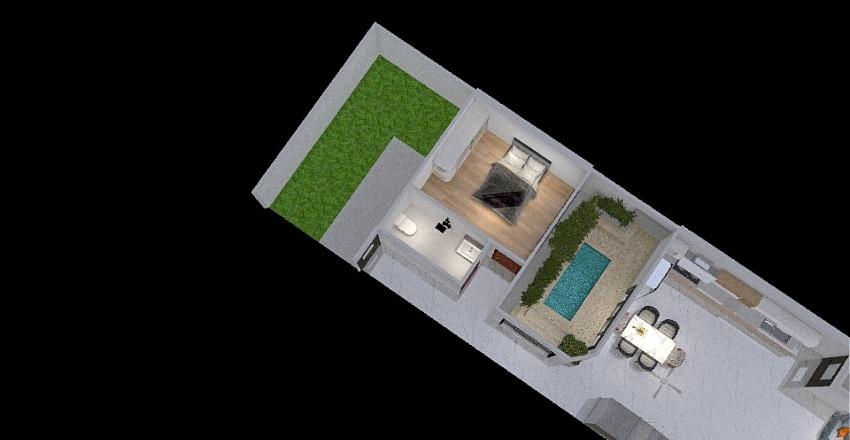 Floor_1 Interior Design Render