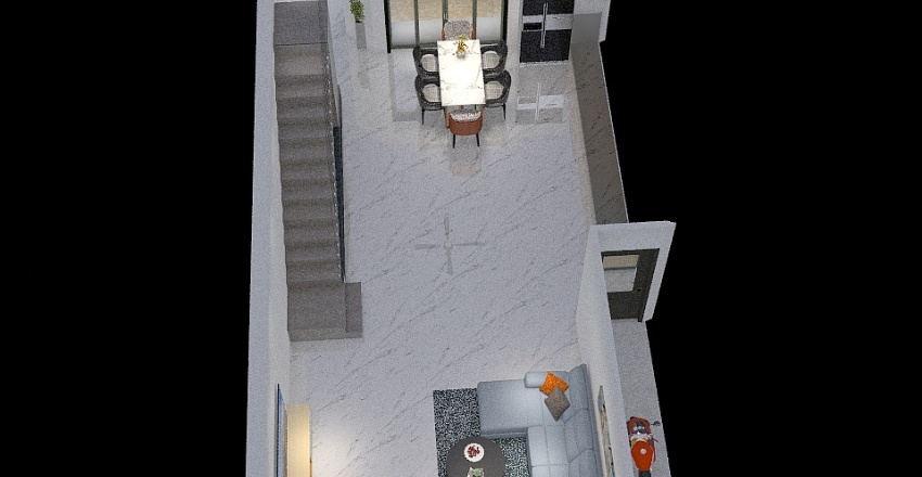 Floor_2 Interior Design Render