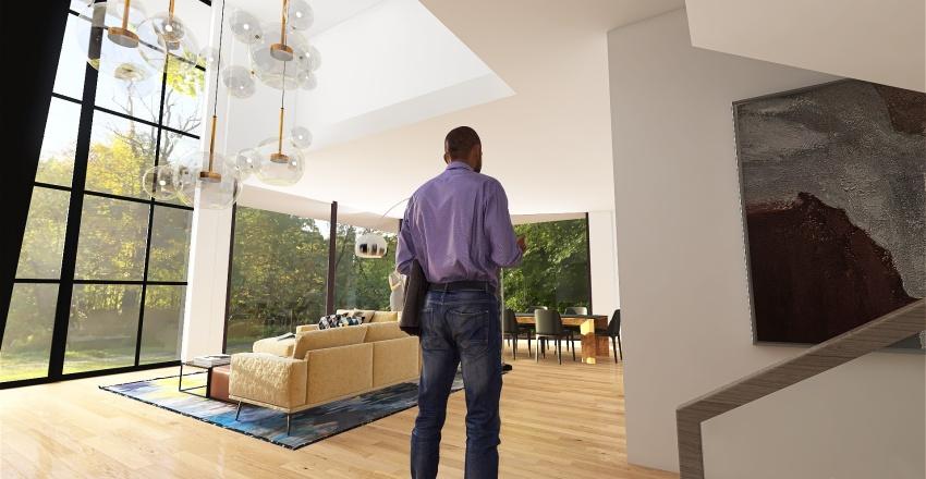 lilia def Interior Design Render