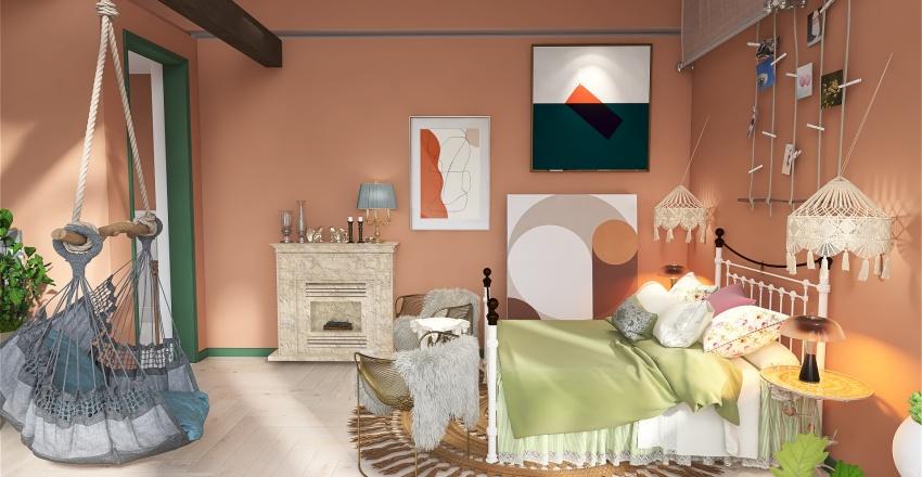 another layer Interior Design Render