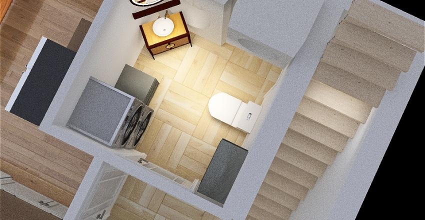 Move door Interior Design Render