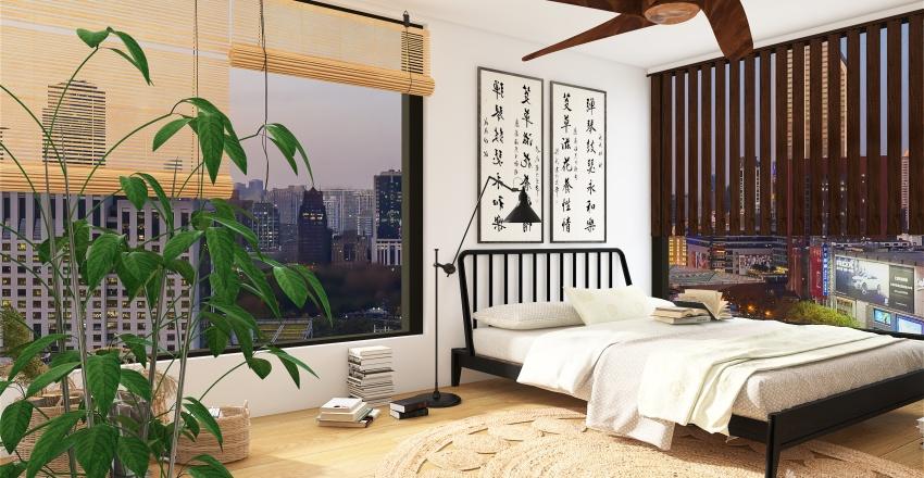 NYC appt. Interior Design Render