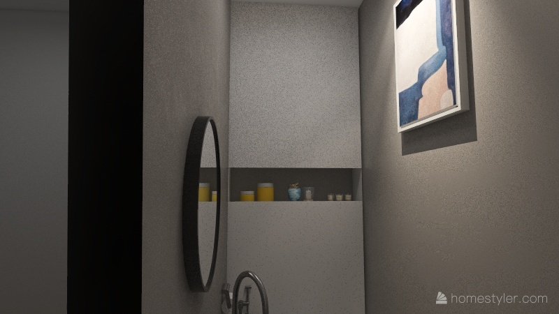 Copy of Асет-Динара Interior Design Render