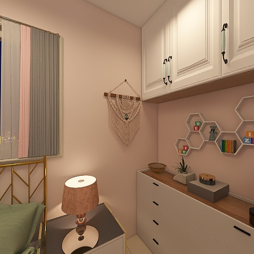 home sweet home 2 Interior Design Render